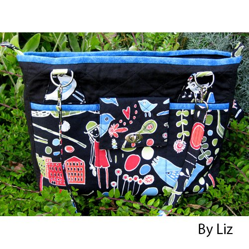 The Stow It All Tote by Liz
