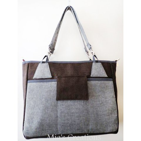 The Stow It All Tote by Maria
