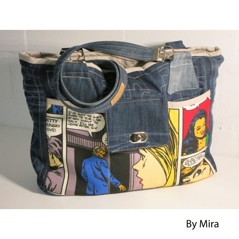 The Stow It All Tote by Mira