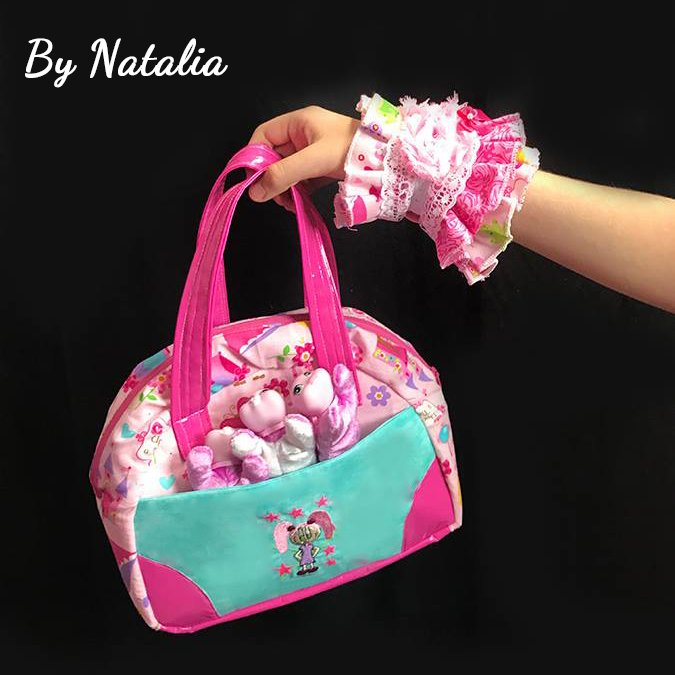 The Bodacious Bowler Bag by Natalia