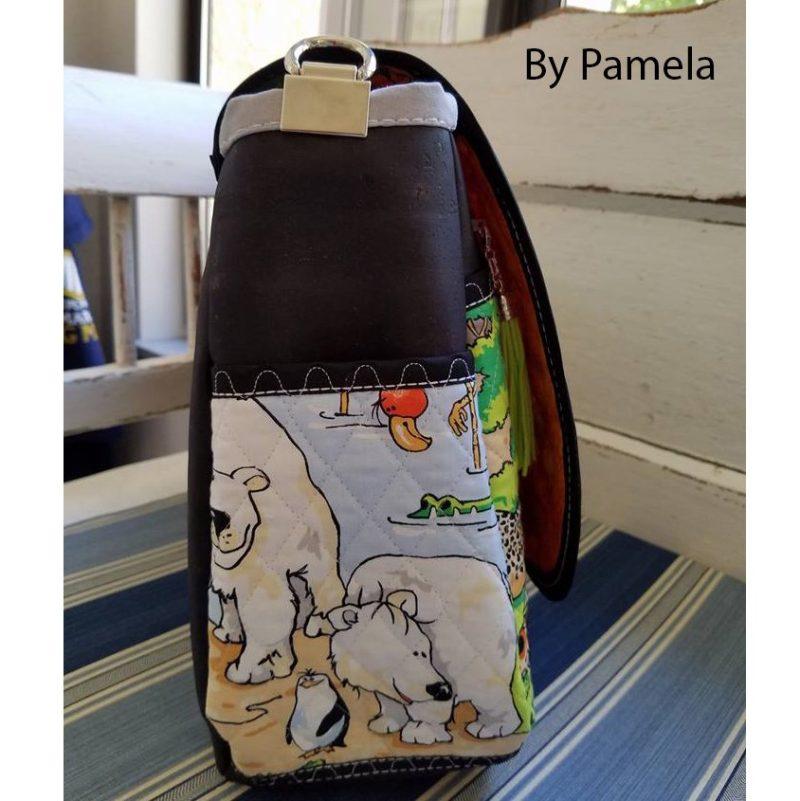 Savannah by Pamela