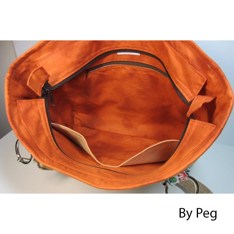 The Stow It All Tote by Peg
