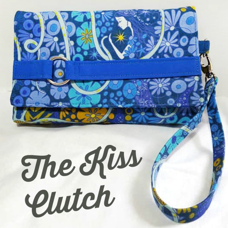 The Kiss Clutch by Ruth