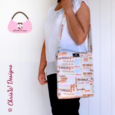 9dcddd457cb  10.95  Lombard Street - A ChrisW CDesigns Designer bag Sewing Pattern