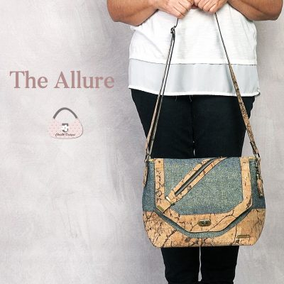 The Allure PDF Bag Pattern by ChrisW Designs