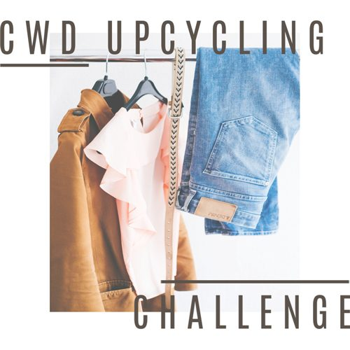 CWD Upcycling Challenge for October 2019